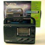 Kaito Solar AM/FM Shortwave Radio