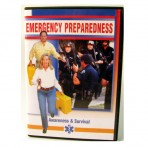 Emergency Disaster Preparedness Video DVD