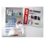 50 Person First Aid Cabinet