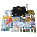 Ultimate 6 person kit!! Ready to Roll Survival Kit