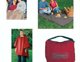 Coleman 3-in-1 Blanket