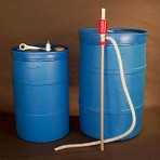 55 Gallon Water Barrel Package