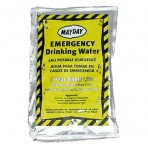 Case of 100 Mayday Pouch Water